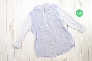 Рубашки и блузы - Цвет: Голубой - Киев: Жіноча нова літня сорочка Damor    Довжина: 70 см Ширина плечей: 41 см