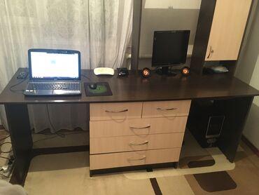 УступимКомпьютерный стол в хорошем состоянии