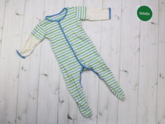 Человечек для малыша в полоску    Длина: 68 см Пог: 22 см Рукава: 22 с