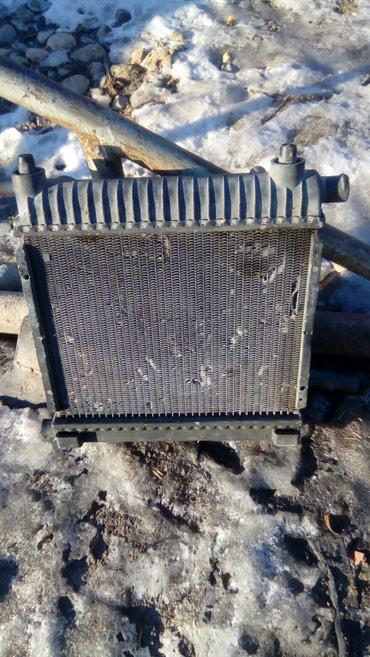 Радиатор на мерс 124 в Лебединовка