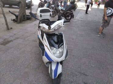 Digər motosiklet və mopedlər - Azərbaycan: Kredit yoxdur barter yoxdur negd alici narahat elesin. TurBa azada