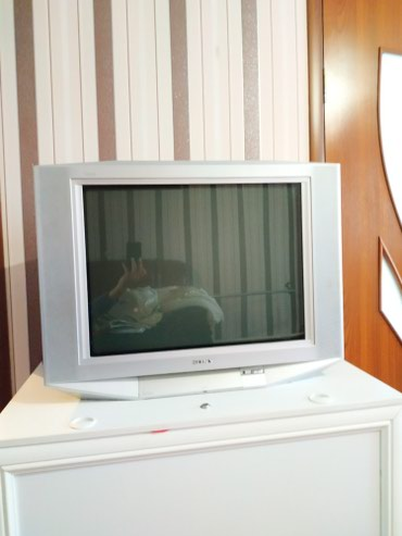 Продам большой телевизор SONY.  В отличном состоянии .  цена 5000с . в Лебединовка