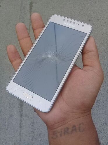 İşlənmiş Samsung Galaxy Grand 2 GB boz