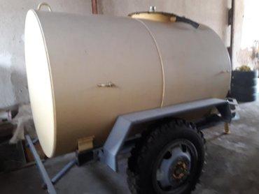Бочка-для-молока - Кыргызстан: Железный 3 тонный бочка цистерна сатылат донгологу жаны