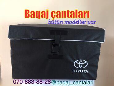 ToyotaBAQAJ ÇANTALARIBütün markaları üçün avtomobil çantaları