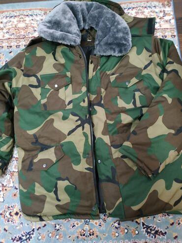 летнее платье 58 размера в Кыргызстан: Продажу Бушлат. Размер 58