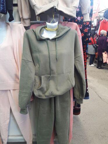 бу вечернее платье размер 46 в Кыргызстан: Двойка оверсайс идут на 42.44.46 размеров