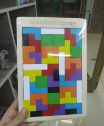 развивающие кубики в Кыргызстан: Тетрис - игра, проверенная поколениями. Нет, практически ни одного чел
