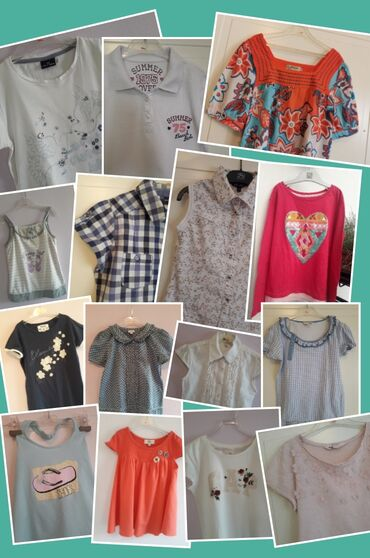 Gap,S.Major,Monsoon,Zara. Od 5 do 12 godina Posetite nalog
