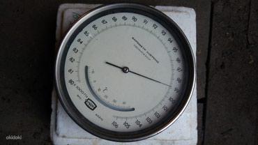ПРОФЕСИОНАЛЬНЫЙ  Барометр-анероид метеорологический БАММ-1(СССР) в Бишкек