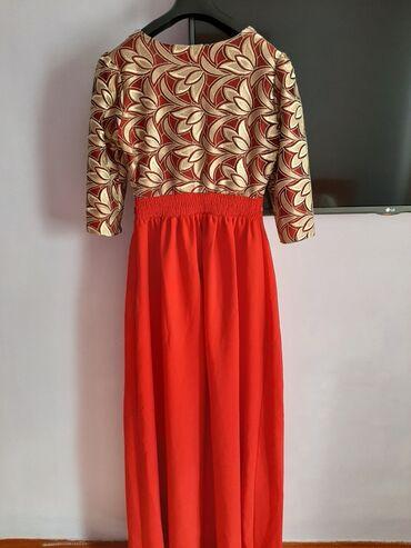 вечернее нарядное платье в Кыргызстан: Совершенно новое платье, нарядное. Производство Турция Брала за 4000с
