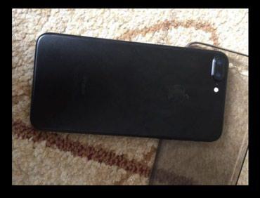 IPhone 7+ 256 гб полный комплект чёрный в Бишкек