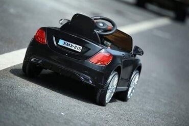 Branje malina - Srbija: ♀️ Osvojio srca stotine mališana♀️Dečiji auto Mercedes C200 na