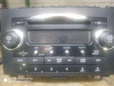 Магнитола Хонда CRV 3 поколение