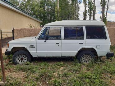 Транспорт - Баетов: Mitsubishi Pajero 2.4 л. 1985   1500000 км