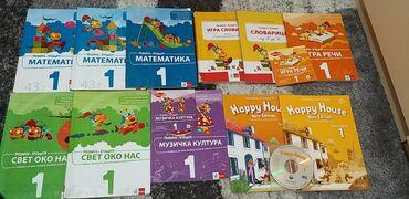 Knjige, časopisi, CD i DVD | Obrenovac: Knjige za prvi razred Klett