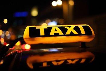 Bakı şəhərində Taksi sirketi bos vakant yerler elan edir.Sirket emek haqqinin 5% ni