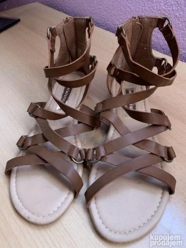 Ženska obuća   Kursumlija: Ženske kožne sandale