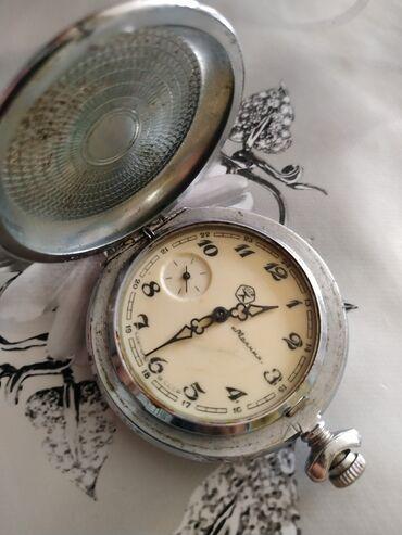 Əntiq saatlar - Azərbaycan: Qədimi cib saatı 100 illik