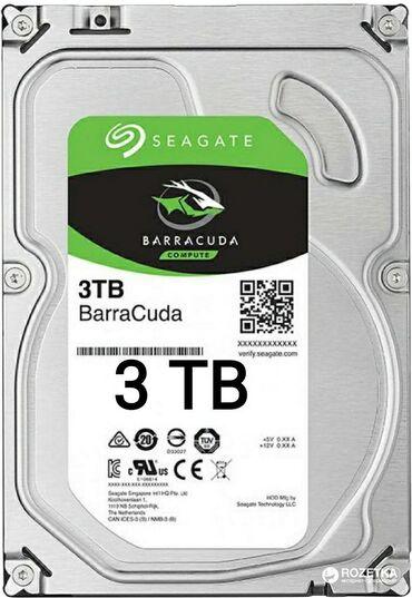 Sərt disklər və səyyar vincesterlər Azərbaycanda: 3 Tb Hard Disk ( Personal komputer və Kamera üçün ) 100 % sağlam110