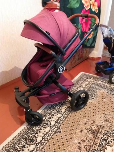 Срочно, продается коляска трансформер V baby 2 в1 зима лето коляска кр