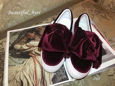 купить женскую обувь недорого в Кыргызстан: Продаю новые (Клиентка ошиблась с размером) Роскошные слипоны из