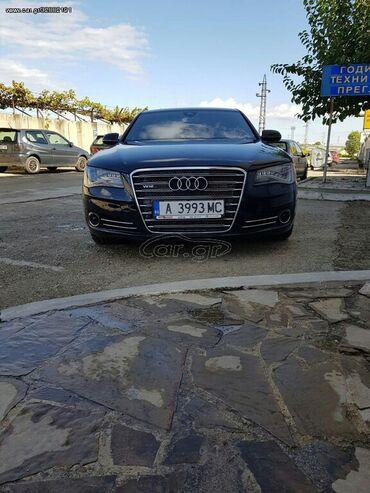 Audi A8 4.2 l. 2011   284000 km