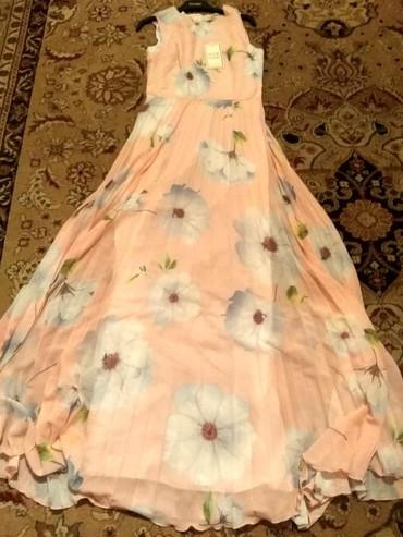турецкое летнее платье в Кыргызстан: Продаю летнее платье турецкого бренда Green World 6567.(абсолютно