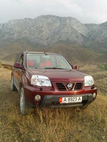 в Пульгон: Nissan X-Trail 2 л. 2003