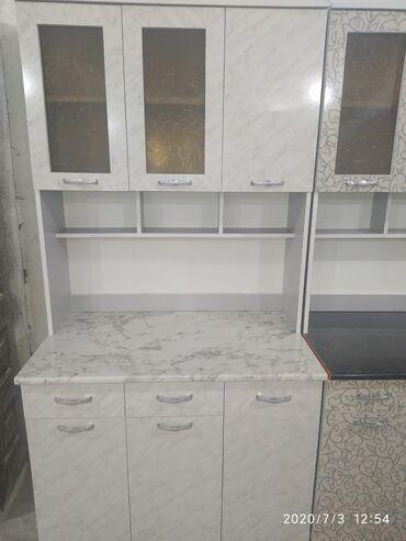 bu shifoner в Кыргызстан: Кухонный шкаф новыйНовый кухонный гарнитур из российкого
