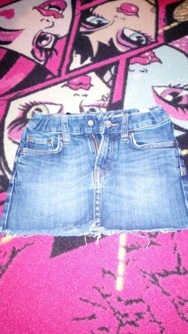 Mini suknjica - Sabac