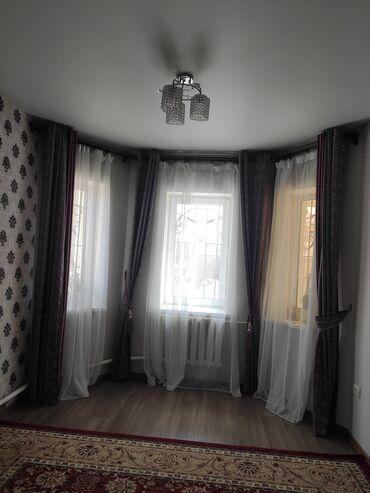 Занавески на эркерное окно+ на обычное окно,из турецкой ткани.с