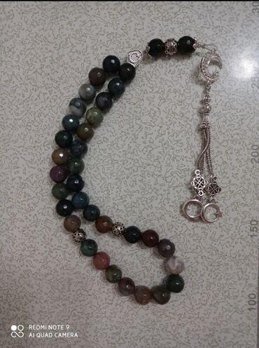 Из натуральных камней: таспихи: яшма, агат, шункит. На заказ
