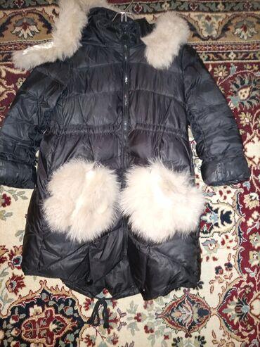 Личные вещи - Токмок: Детская,с 8 до 12 лет,осенняя куртка новая,цена 500с,можно обмен