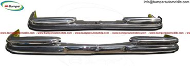 Mercedes Benz W108 & W109 years (1965-1973) bumpers stainless in Banepa