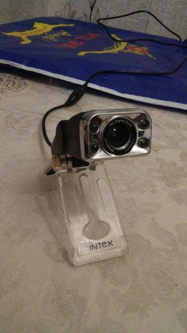 Bakı şəhərində Intex firmasinin kamerasi...