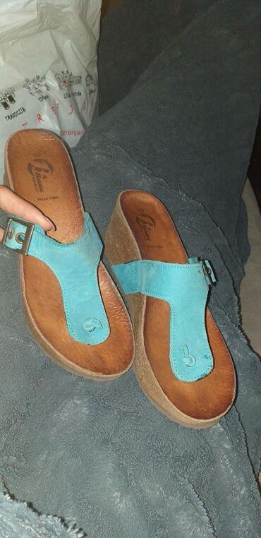 Letnje papuce Bata