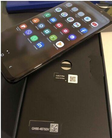 Pre meseca placene ali sam pr - Srbija: Upotrebljen Samsung Galaxy S9 128 GB crno