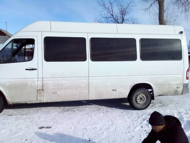 ssangyong rexton в Кыргызстан: Mercedes-Benz Sprinter Classic 2.9 л. 2000 | 217509698 км