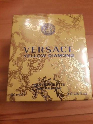 - Azərbaycan: Versace parfume. Original 90 ml. Giymeti 100 man