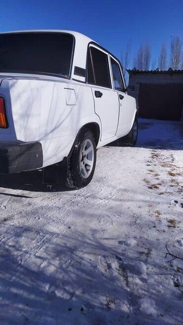 lada jellada в Кыргызстан: ВАЗ (ЛАДА) 2107 1.6 л. 2009