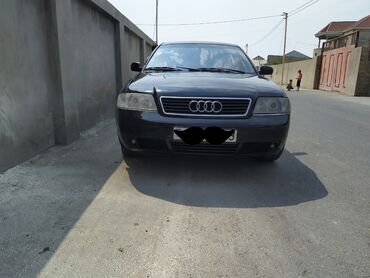 audi-a6-2-6-mt - Azərbaycan: Audi A6 2.8 l. 1998 | 270000 km