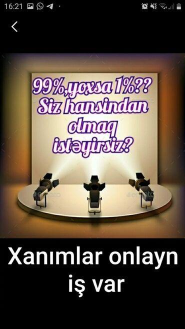 Xarici şirkətin Azərbaycandakı nümayəndəliyi xanımlar üçün vakansiya