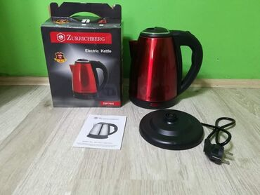 Kuhinjski aparati | Arandjelovac: Ketler Vodokuvalo ZurrichbergSamo 1.890 dinaraPorucite odmah u Inbox