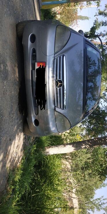 Mercedes-Benz в Баткен: Mercedes-Benz A 160 1.6 л. 1999   25876 км