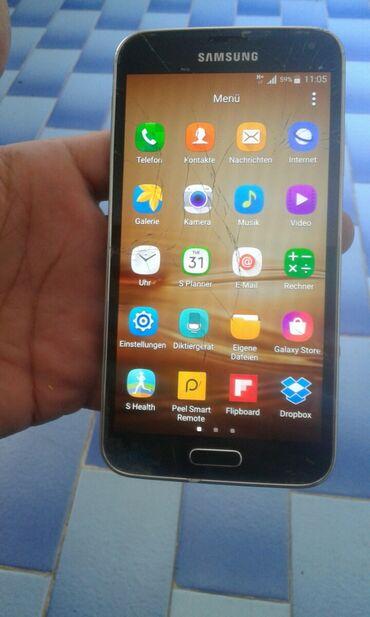 Elektronika - Pozega: Upotrebljen Samsung Galaxy S5 16 GB crno