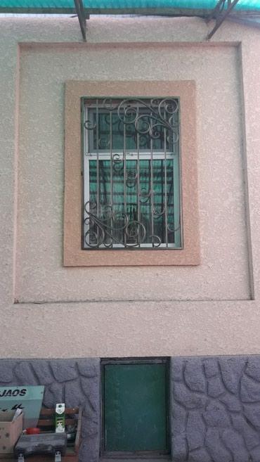 Сварочные работы, решетки на окна под ключ, полимерное покрытие в Бишкек - фото 2