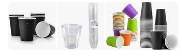 Услуги - Таш-Мойнок: Кофе стаканы. Одноразовые стаканы. Одноразовая посуда. Термо контейнер