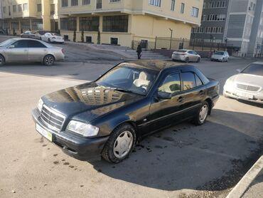 Mercedes-Benz C-Class 1.8 л. 2000