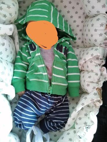 Двойка от картерс почти новая два три раза одето для новорожденных 300